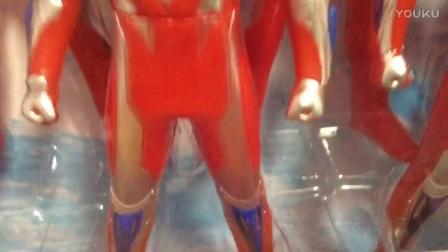 【蒋哥0946】银河超人英雄与大怪兽军团对决开包维克特利