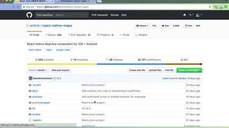 React Native移动开发技术8——开源库下.mov