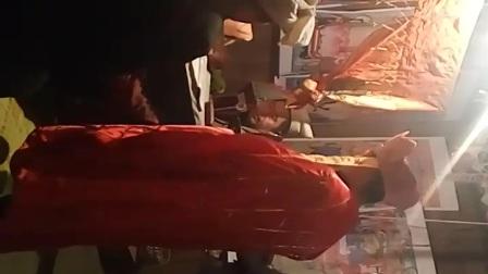 贵州遵义绥阳县枧坝镇井坝村葬礼佛教道场