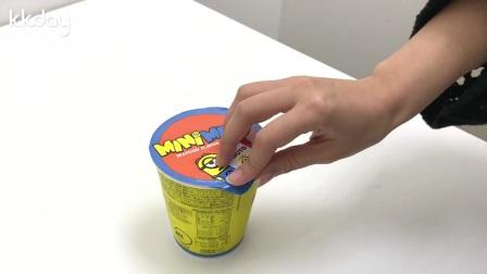 KKday【旅行小趣事】超可愛!環球影城小小兵造型泡麵