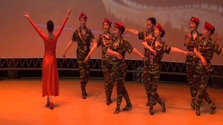 舞蹈:我的祖国