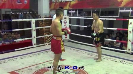 第410届《中国K-O拳赛》:童润东 VS 邓恩忠