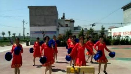吕庄广场舞好运送给你