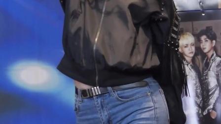 161117 인스타 INSTAR 민재 - 부리부리 Booty Booty (가상현실360VR공개음악방송 강남역) 직캠 fancam by zam