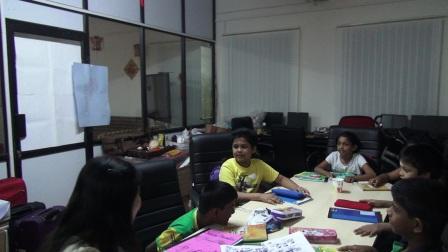 印度孔子学院幼儿汉语教学
