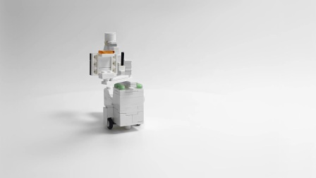 Ziehm with LEGO