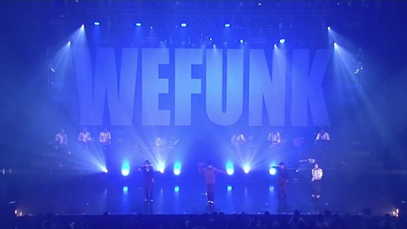 M10『9stepper'z!!』WEFUNK WORLD FESTIVAL vol.2