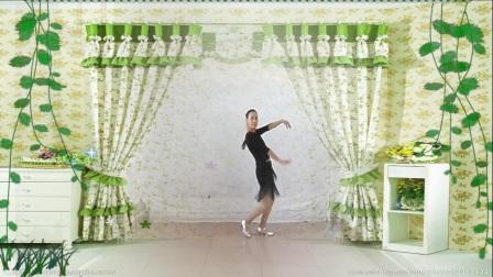 焦桥刁宋丽之舞广场舞恰恰风格的拉丁舞《我是个好老公》制作演示:丽之舞