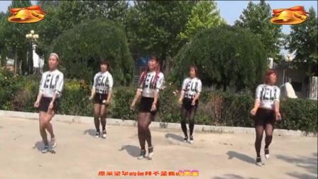 焦桥刁宋丽之舞广场舞姐妹版《我要去迪拜》制作:丽之舞
