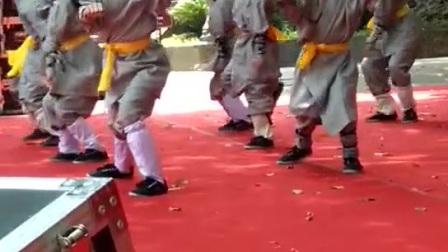 桂平市精武国术馆2017.5.1武术展演