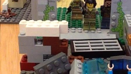 HEROBRINE工作室 定格动画:LEGO 丧尸之战