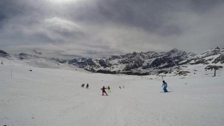 201704 瑞士采尔马特滑雪视频剪辑 (GoPro4S加飞宇WG穿戴式稳定器加灵眸Osmo)