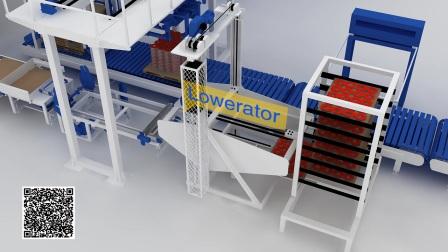 泉州三联机械半自动砖机生产线--动漫QT10-15QFT10-15QT12-15