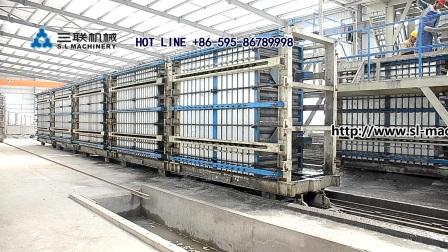 泉州三联机械立式墙板机,水泥墙板,轻质墙板机,全国首台(套)