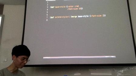 ClojureScript,前端与Respo