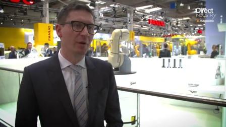 DirectIndustry汉诺威工博会特别报道:移动机器人引领机器人新趋势