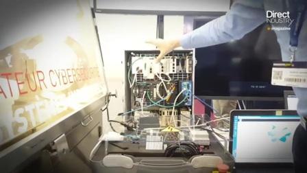 DirectIndustry:当机器人遭遇网络黑客