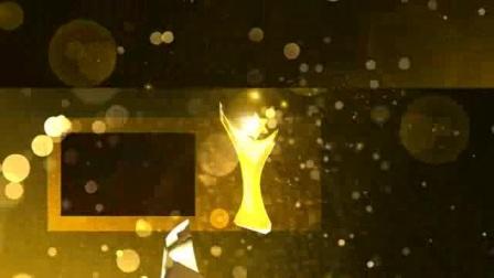 1968 金像奖颁奖晚会开场片头获奖词提名奖字幕条等AE模板 含说明