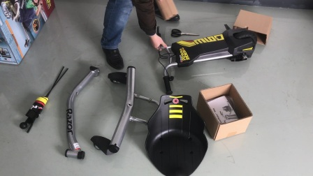 Power Rider360 Assembly 01