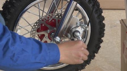 SX500-disc brake碟刹
