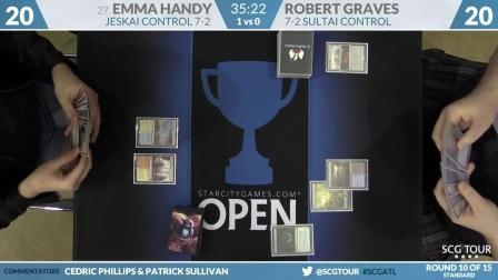 SCGATL - Round 10 - Emma Handy vs Robert Graves