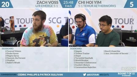 SCGATL - Round 7 - Zach Voss vs Chi Hoi Yim