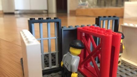 HEROBRINE工作室 定格动画:抢劫2