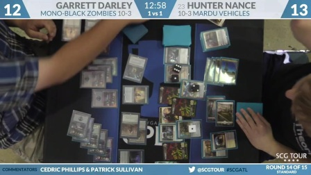 SCGATL - Round 14b - Garrett Darley vs Hunter Nance