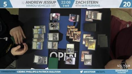 SCGATL - Semifinals - Andrew Jessup vs Zach Stern