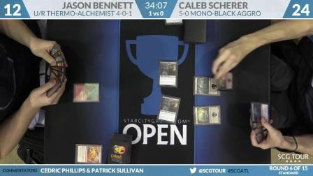 SCGATL - Round 6 - Caleb Sherer vs Jason Bennett