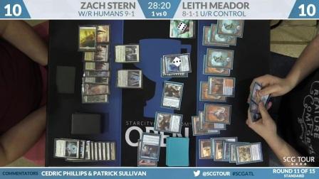 SCGATL - Round 11 - Zach Stern vs Leith Meador