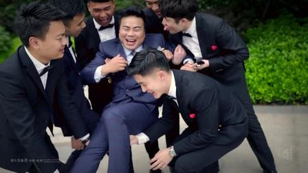 2017.05.05 《超一亿的豪华车队》高总婚礼