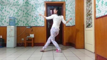 《我的爱只为你存在》简单动感现代舞