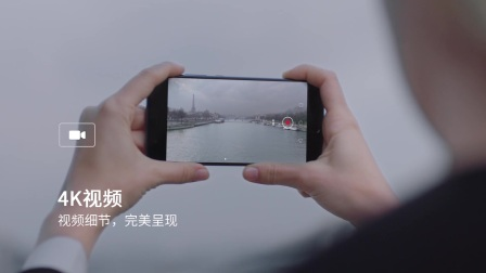 HUAWEI P10系列4K视频