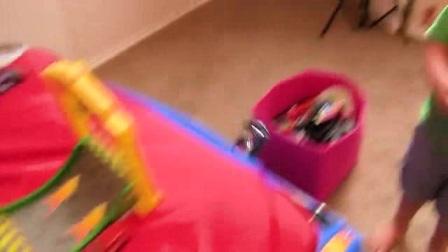 疯狂的轮子,好玩的玩具