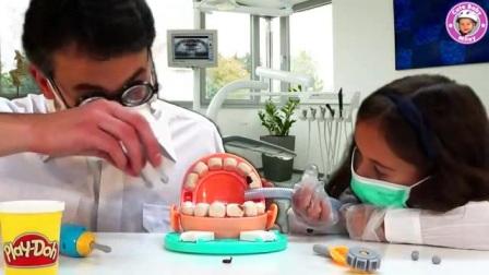 我是牙医,一起制作出漂亮的牙齿