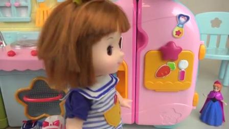 快乐厨房发现惊喜玩具