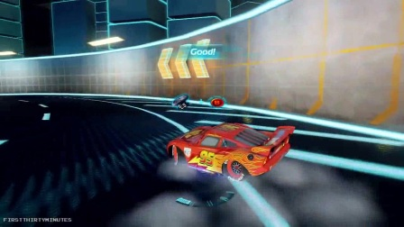 前30分钟《汽车总动员2》游戏