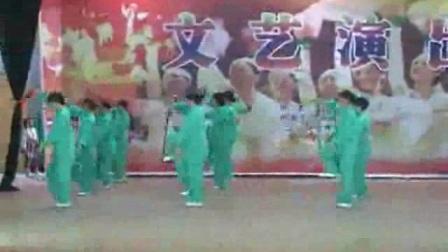 (20100910)州老年大学国庆文艺演出【42式太极剑】