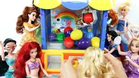 超级有趣的惊喜玩具以及娃娃玩具