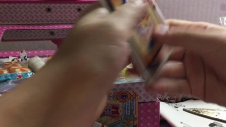 偶像活动卡片抽包第一弹「比比」