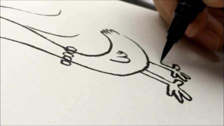 第五届「丰子恺图儿童画书奖」入围作品--作绘者介绍《公主怎么挖鼻屎?》