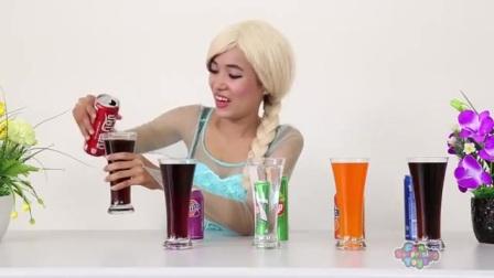 可口可乐教你认识颜色