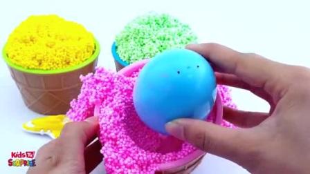 制作冰激凌的模具,好玩的等你来玩耍