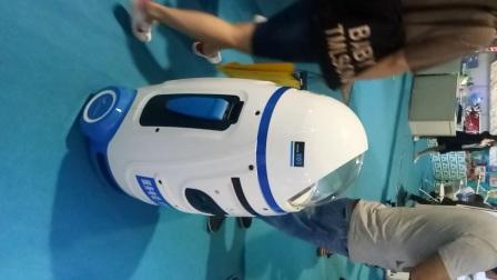 智能感应机器人