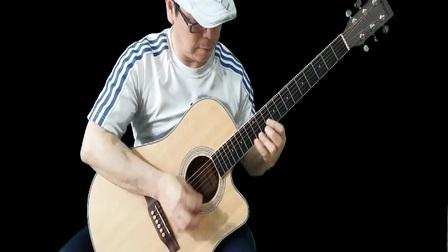 两把吉他演奏 瓜沥学吉他
