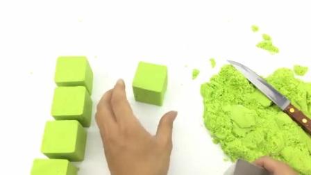 动力砂鱼的形状玩具