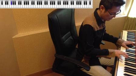 張國榮_追_鋼琴PianoCover