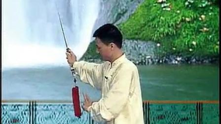 陈思坦-- 42式太极剑教学(上)_标清