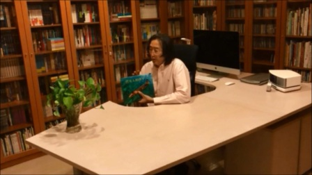 第五届「丰子恺图儿童画书奖」入围作品--作绘者介绍《巴夭人的孩子》